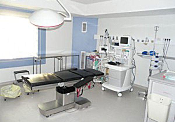 Salle de césarienne